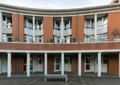 Bocht van Guinea, Den Haag