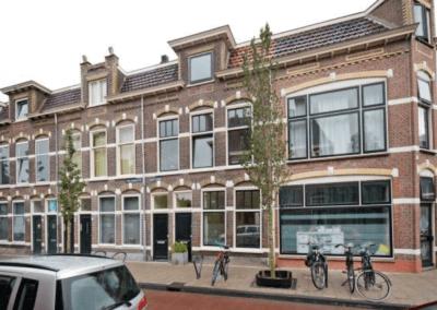 Mauritsstraat, Leiden