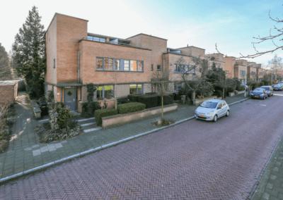 Overburgkade, Voorburg