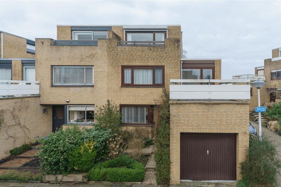 Stokroos, Leiden