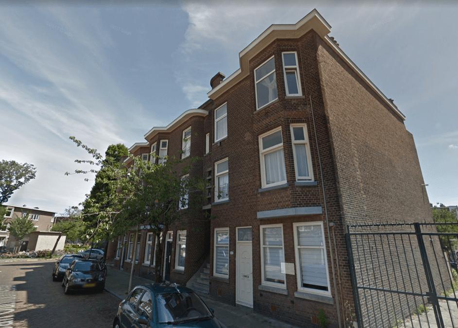 Willem van Outhoornstraat, Den Haag