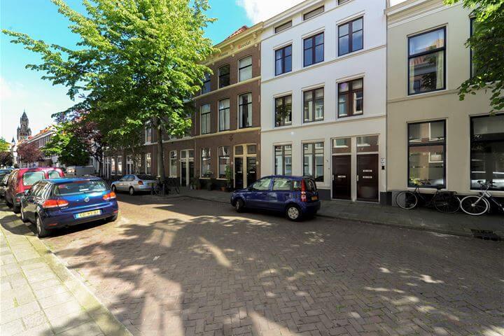 Jacob van der Doesstraat, Den Haag