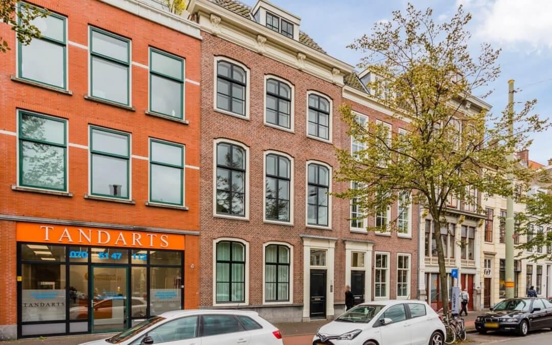 Prinsegracht, Den Haag