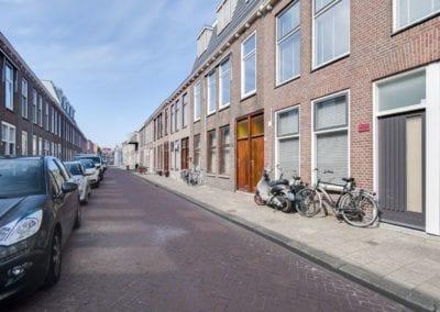 Burgemeester van der Werffstraat, Den Haag