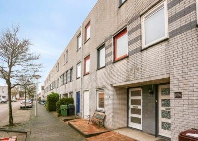 Jo de Clerstraat, Leiden