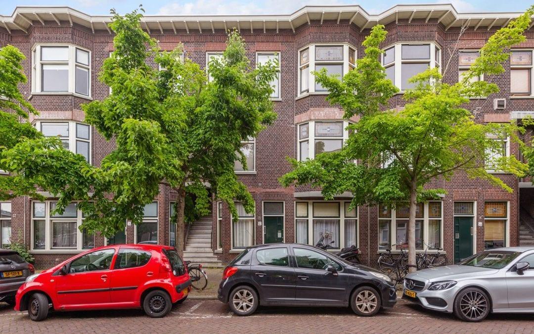 Pahudstraat, Den Haag