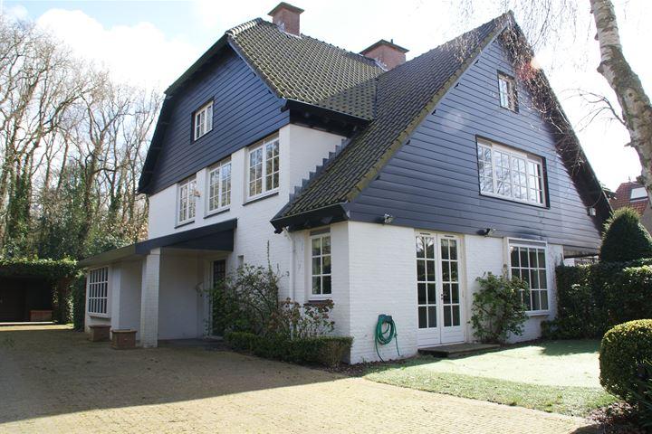 Van Calcarlaan, Wassenaar