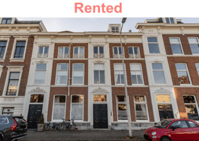Nassauplein 18, Den Haag